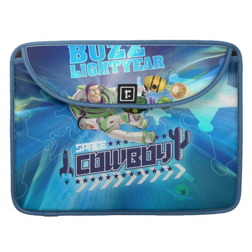 Buzz Lightyear - Space Cowboy Sleeve For MacBook Pro