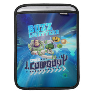 Buzz Lightyear - Space Cowboy Sleeves For iPads