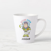 "Buzz Lightyear ""Space Hero"" Latte Mug"