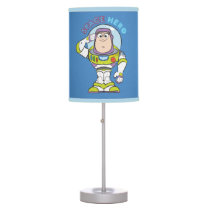 "Buzz Lightyear ""Space Hero"" Table Lamp"