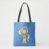 "Buzz Lightyear ""Space Hero"" Tote Bag"