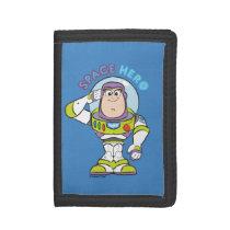 "Buzz Lightyear ""Space Hero"" Trifold Wallet"