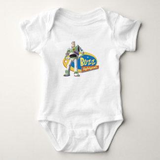Buzz Lightyear Standing Strong Baby Bodysuit