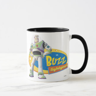 Buzz Lightyear Standing Strong Mug