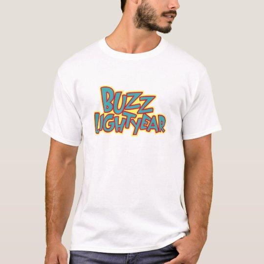 Buzz Lightyear Text T-Shirt