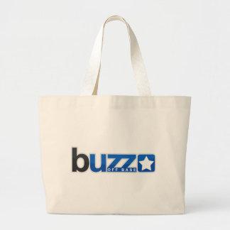 Buzz Off Base Canvas Bags