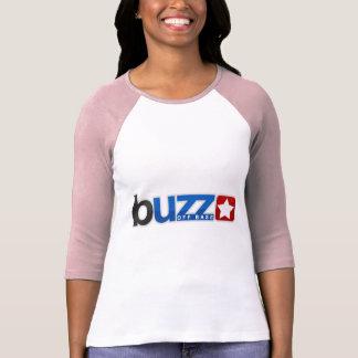 Buzz Off Base Ladies T-Shirt