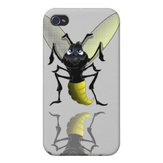 Buzz Off Case For iPhone 4