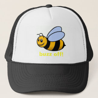 buzz off! hat