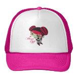 buzz-off hats