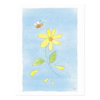 buzz postcard