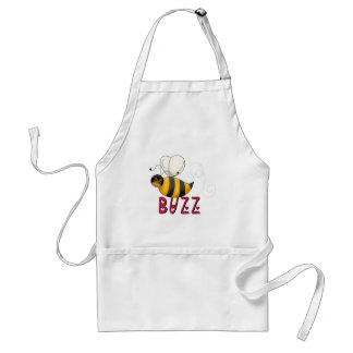 BUZZ Sweet Bumble Bee Adult Apron