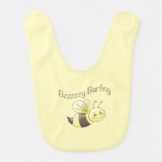 Buzz the Bee Bib