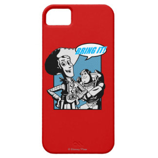 Buzz & Woody: Bring It iPhone SE/5/5s Case