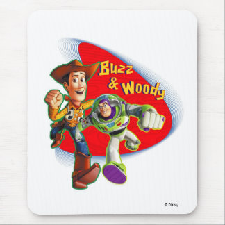 Buzz & Woody Disney Mousepads