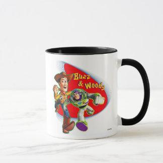 Buzz & Woody Disney Mug