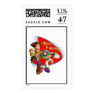 Buzz & Woody Disney Postage