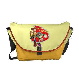 Buzz & Woody Messenger Bag