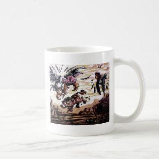 buzzard bait coffee mug