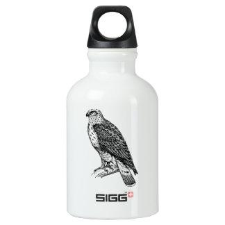 Buzzard Bird Illustration SIGG Traveler 0.3L Water Bottle