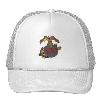 Buzzard Bomb and Pick Trucker Hat