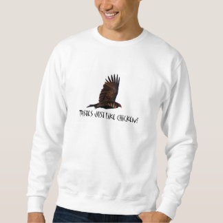 buzzard sweatshirt