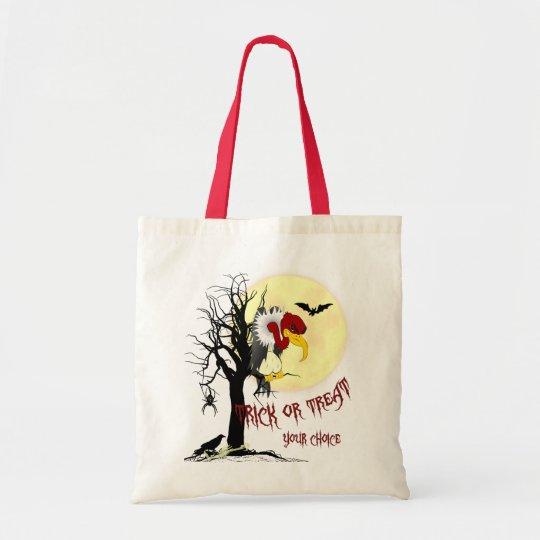 Buzzard Trick or Treat Bag