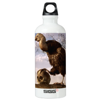 Buzzard with a Skull SIGG Traveler 0.6L Water Bottle