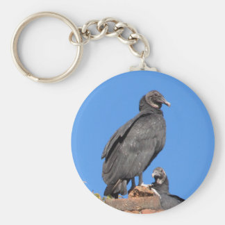 Buzzards Looking At You Key Rings Key Chain