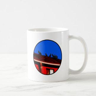 Buzzards o The MUSEUM Zazzle Gifts Coffee Mug