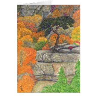 Buzzard's Roost - Fall Creek Falls State Park Greeting Card