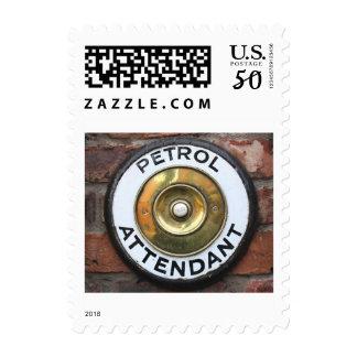 Buzzer/Bell Postage Stamp