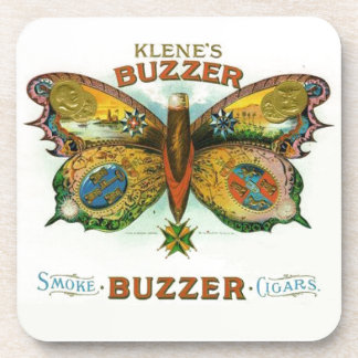 Buzzer Beverage Coasters