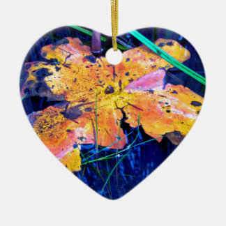 Buzzer Sky is touching Water Ground Ceramic Ornament