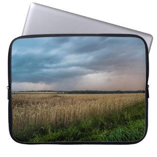 Buzzer storm laptop sleeve
