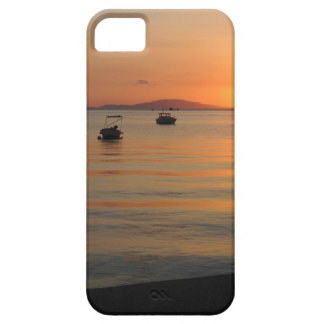 Buzzer Sunset in Novalja in Croatia iPhone SE/5/5s Case