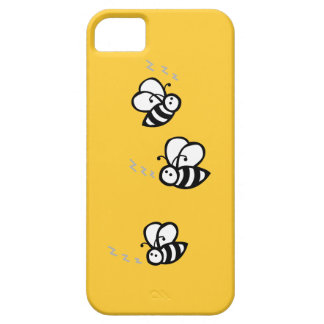 Buzzing Bees iPhone 5 Covers