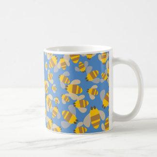 Buzzing Honey Bees Mug