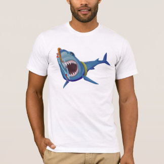 Buzzsaw Shark T-Shirt