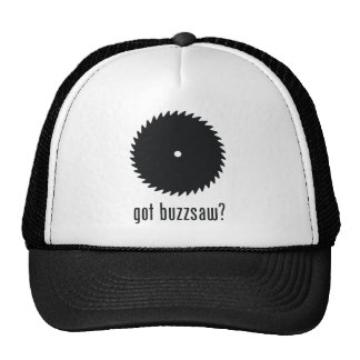 Buzzsaw Trucker Hat