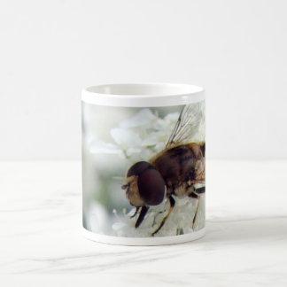 Buzzy Bee Classic White Coffee Mug