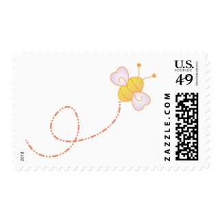 Buzzy Bee Postage