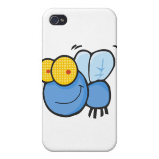 Buzzy the Fly Cases For iPhone 4