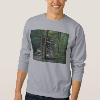 BV- Nature lover's stream Pull Over Sweatshirt