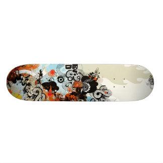 BvsD1 Skateboard Deck