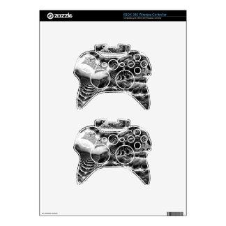 BW Abstract Fantasy Xbox 360 Controller Skin