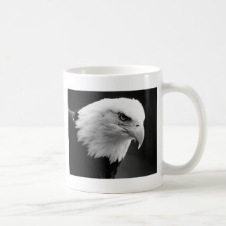 BW Bald Eagle Coffee Mug