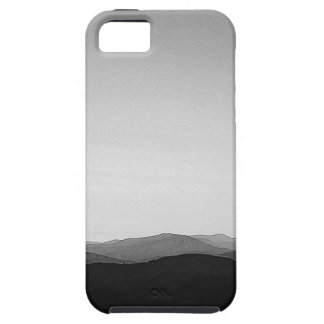 BW Blue Ridge Mountains iPhone SE/5/5s Case