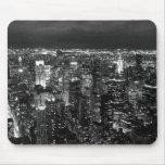 BW-city Mouse Pad