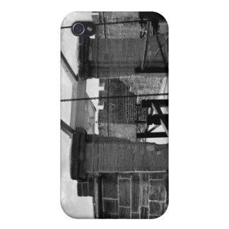 BW Drawbridge St. Augustine iPhone 4/4S Cases